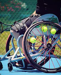 Wheelchair Tennis Volunteers
