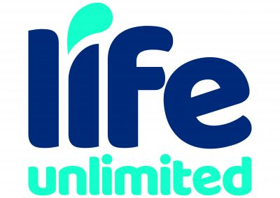 Life Unlimited - On White